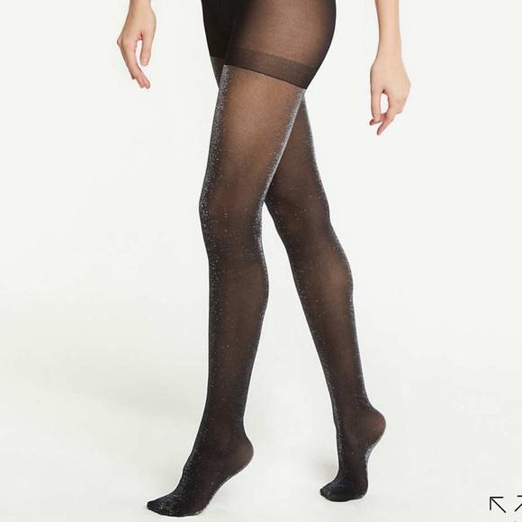 a4e1cf82721 Ann Taylor shimmer tights